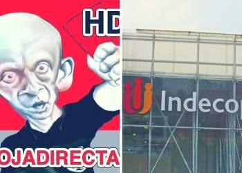 Perú bloquea a Roja Directa