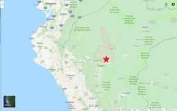 Sismo en Alto Amazonas - Región Loreto