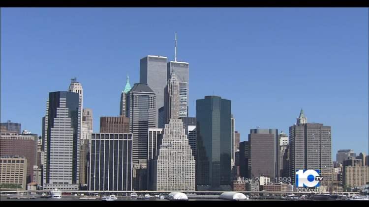 Así eran las Torres Gemelas antes del atentado terrorista del 11S