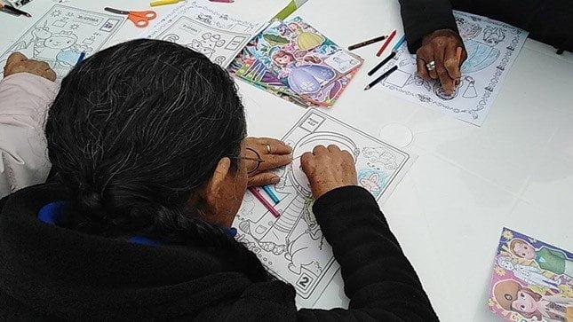 Minsa recomienda ejercicio mental y vida saluda contra el Alzheimer