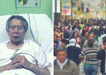 Alberto Fujimori: 53% rechaza anulación de indulto y 43% lo ve muy enfermo