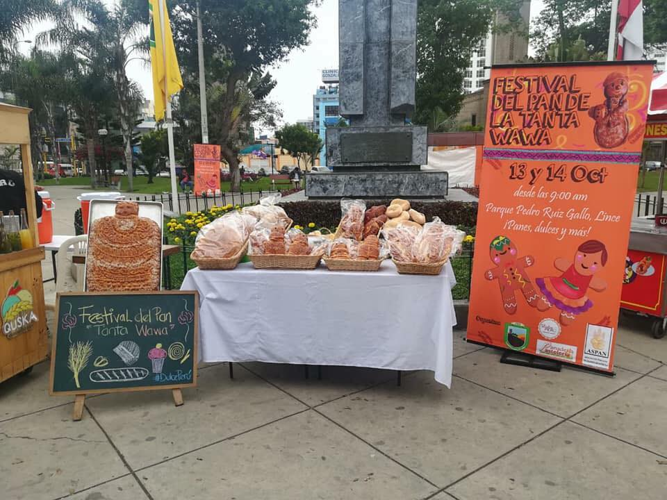 Festival del pan Tanta Wawa