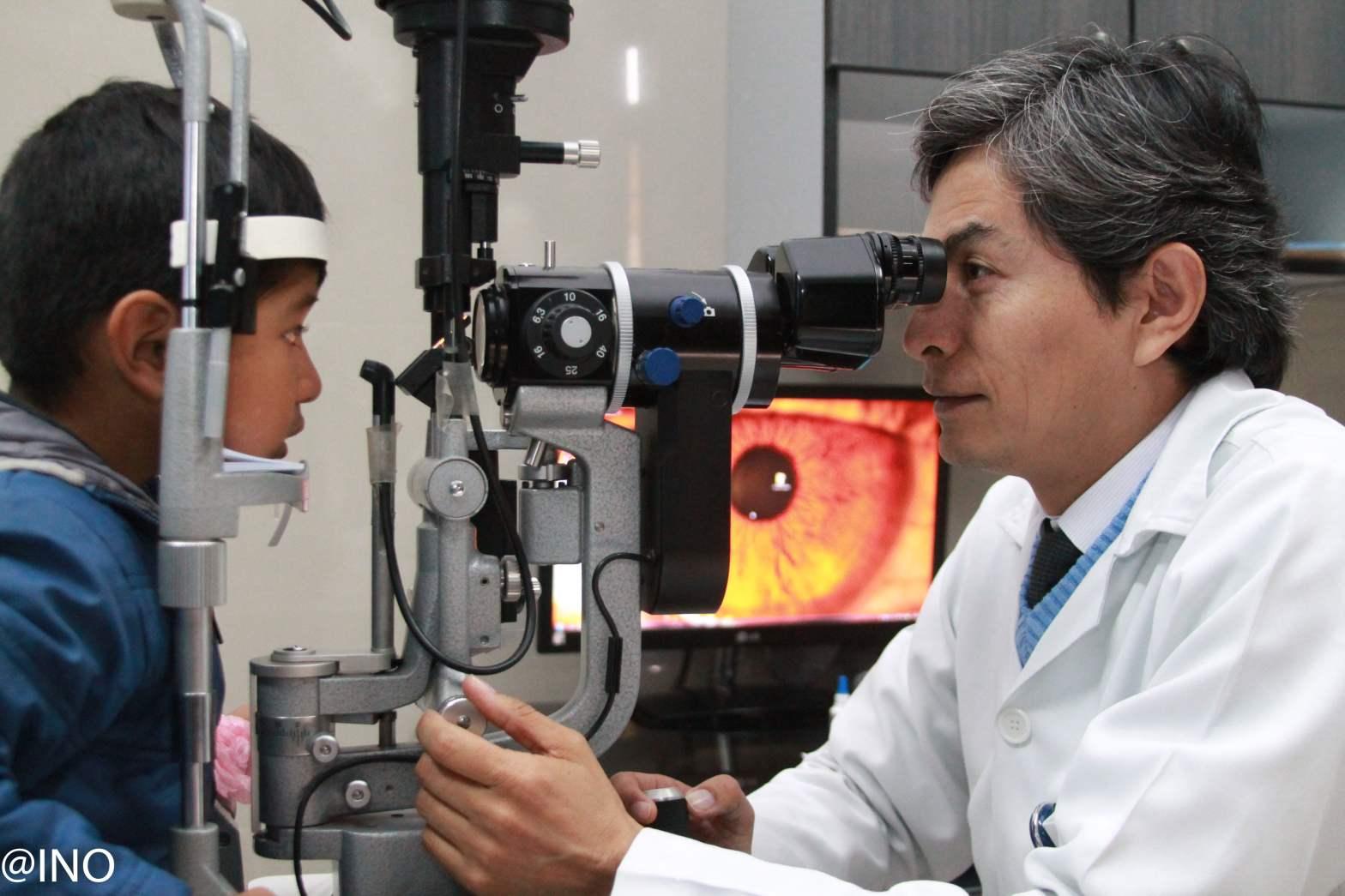 Ojo 'perezoso' puede causar discapacidad visual permanente