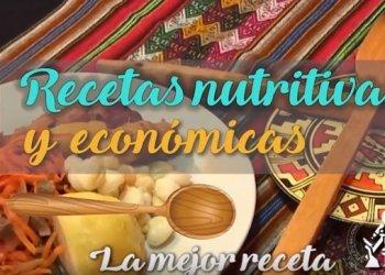 Seis recetas para prevenir la anemia en quechua presentó el Minsa | VIDEO