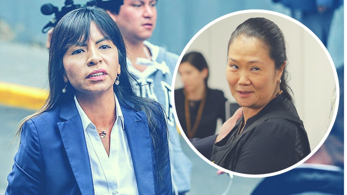 Keiko Fujimori tiene un balde y se baña con jarrita dice su abogada