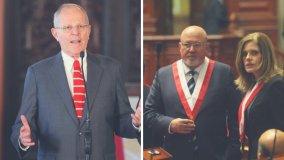 Pedro Chávarry presentó denuncia constitucional contra PPK, Bruce y Aráoz