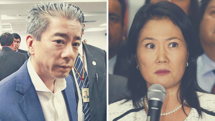 Jorge Yoshiyama complica al fujimorismo y fiscal revela amedrentamiento