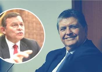 """Canciller Néstor Popolizio a Uruguay: """"Hay procesos en curso contra Alan García"""""""
