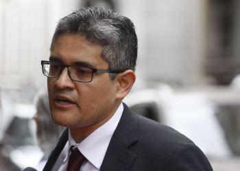 """Domingo Pérez: """"No hay persecución política y sigue investigación a Alan García"""""""