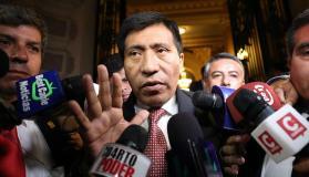 Moisés Mamani será investigado por comisión de Ética del Congreso