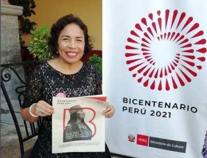 Patricia Balbuena y la Agenda Bicentenario