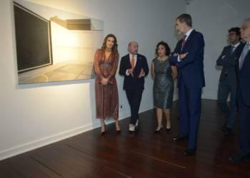 Ministra de Cultura presentó a los Reyes de España participación del Perú en ARCOmadrid