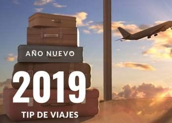 Diez recomendaciones de LAP si viajas por Año Nuevo en avión