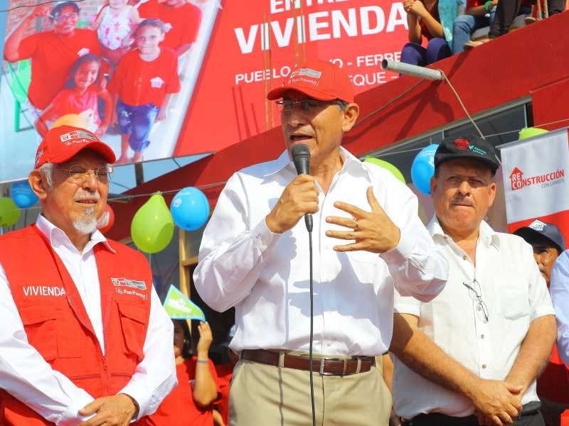 Martín Vizcarra cuestiona falta de liderazgo en el Ministerio Público