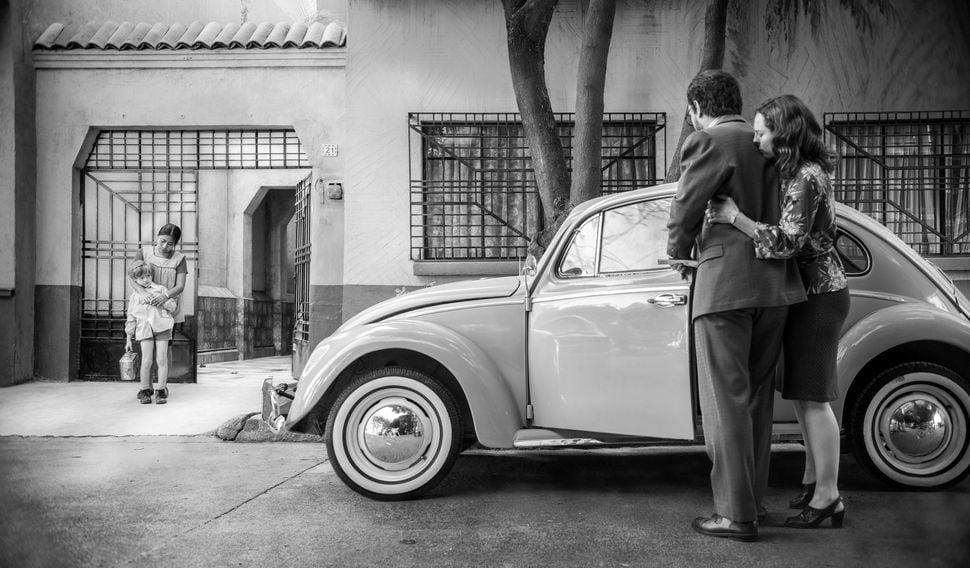 Roma, la película del año en México Netflix