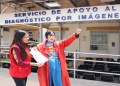 """INO brinda tratamiento especializado a """"Superman peruano"""" para evitar que pierda su visión"""
