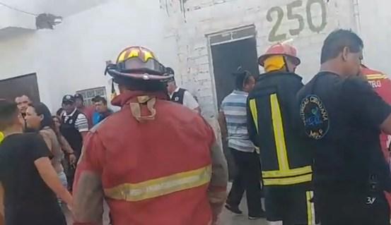 Tres niños fallecieron tras incendiarse una vivienda en La Perla, Callao
