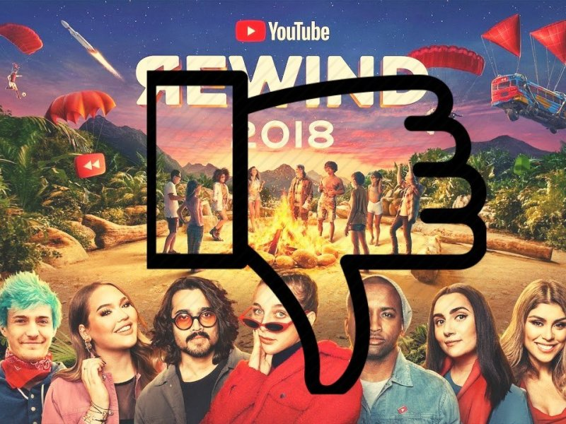 YouTube Rewind 2018: ¿fracasó por apartar a youtubers latinos?
