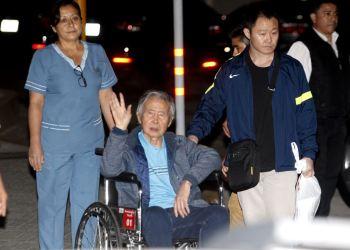 Alberto Fujimori debe volver a penal de Barbadillo según el INPE