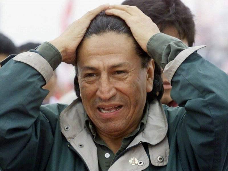 Extradición de Alejandro Toledo es revisada por Justicia de los EE.UU.
