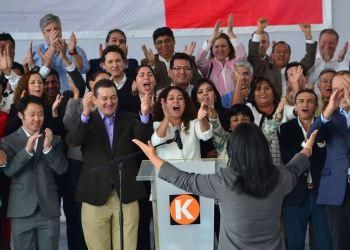 Crisis en Fuerza Popular tras renuncia de 5 congresistas y pierden mayoría