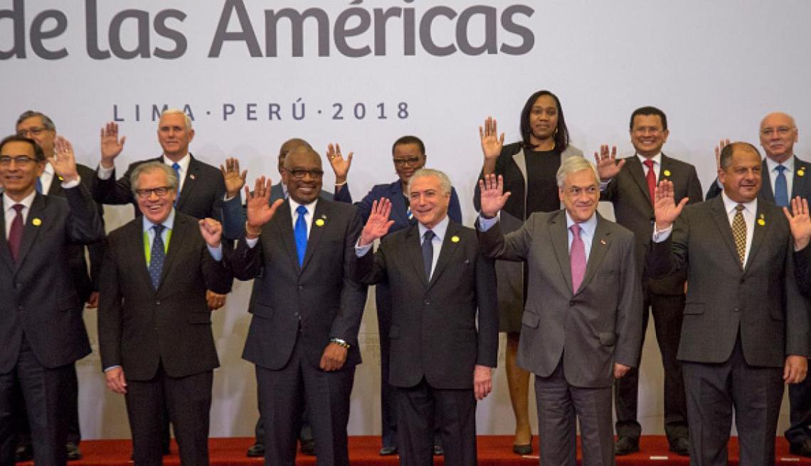 Grupo de Lima condena detención de Juan Guaidó por parte del chavismo