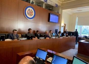 OEA saluda avances en búsqueda de personas desaparecidas en Perú