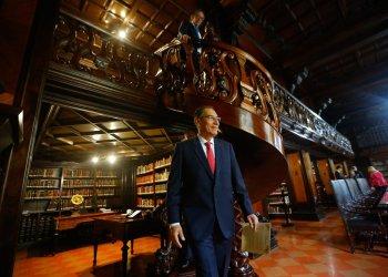 Martín Vizcarra dice que su empresa sólo recibió 0.03% del costo de Interoceánica