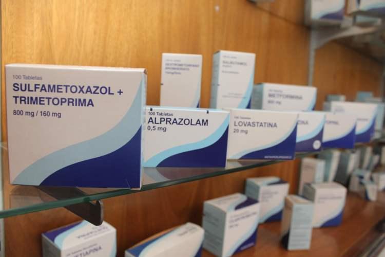 Adex: Exportaciones de productos farmacéuticos crecen