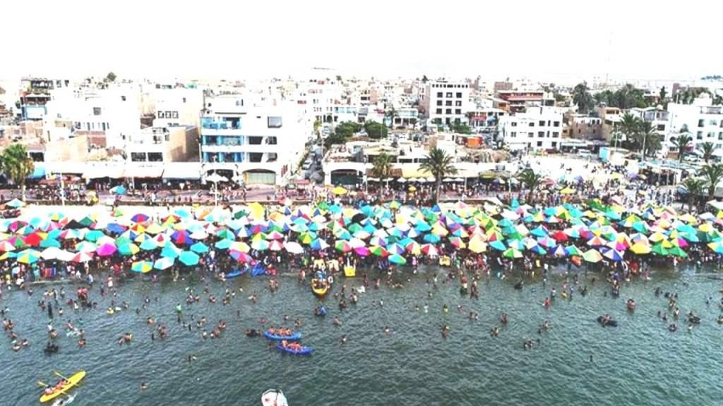 Playas saludables de Lima y el Perú
