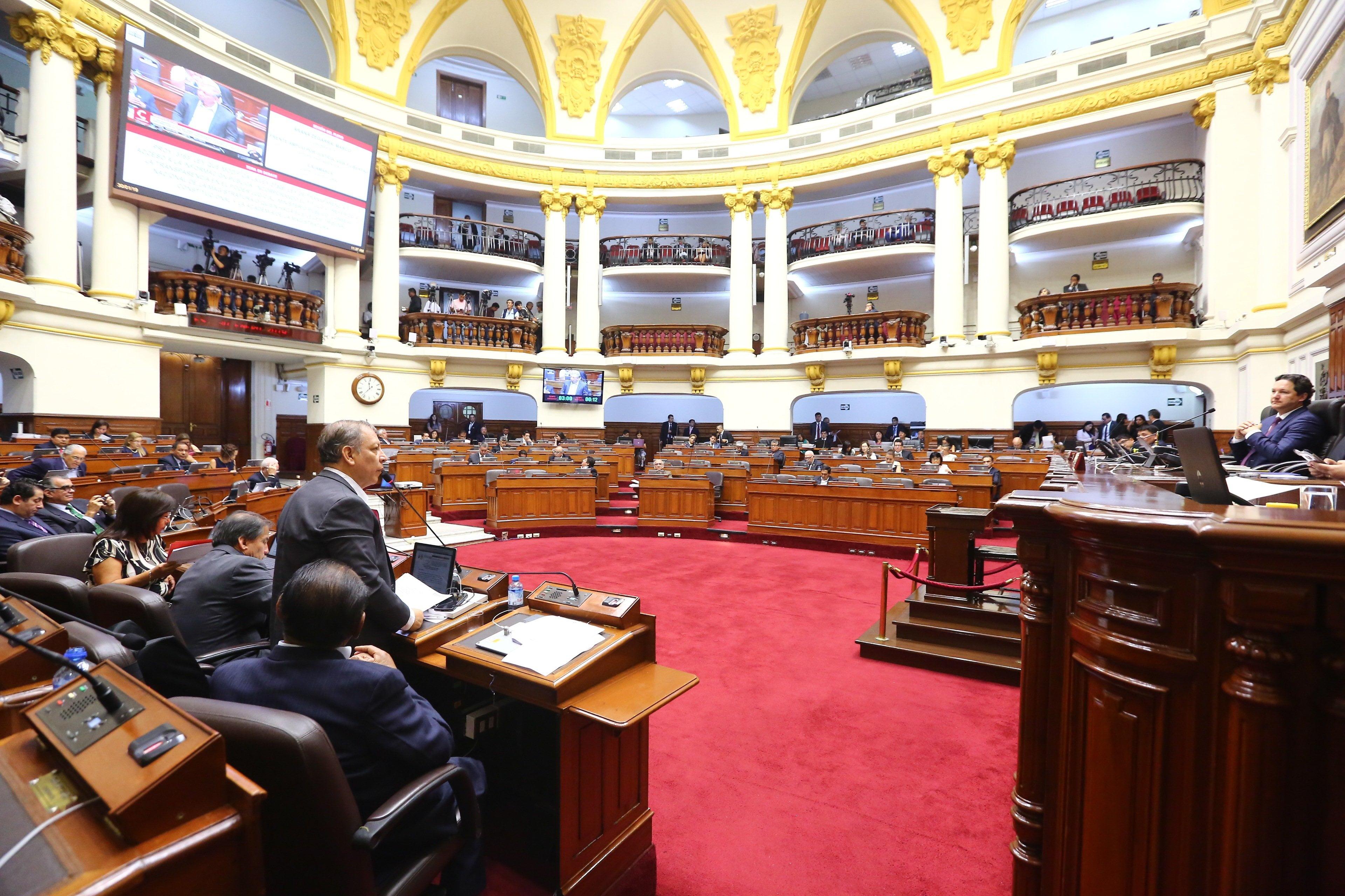 Congreso aprueba la Ley Orgánica de la Junta Nacional de Justicia
