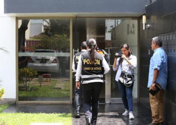 Allanan viviendas de árbitros en caso Odebrecht y quieren evitar fuga