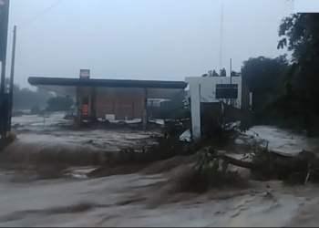 Desborde del río Moquegua