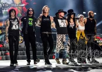 Los Guns N' Roses lanzarán un nuevo disco confirma Slash