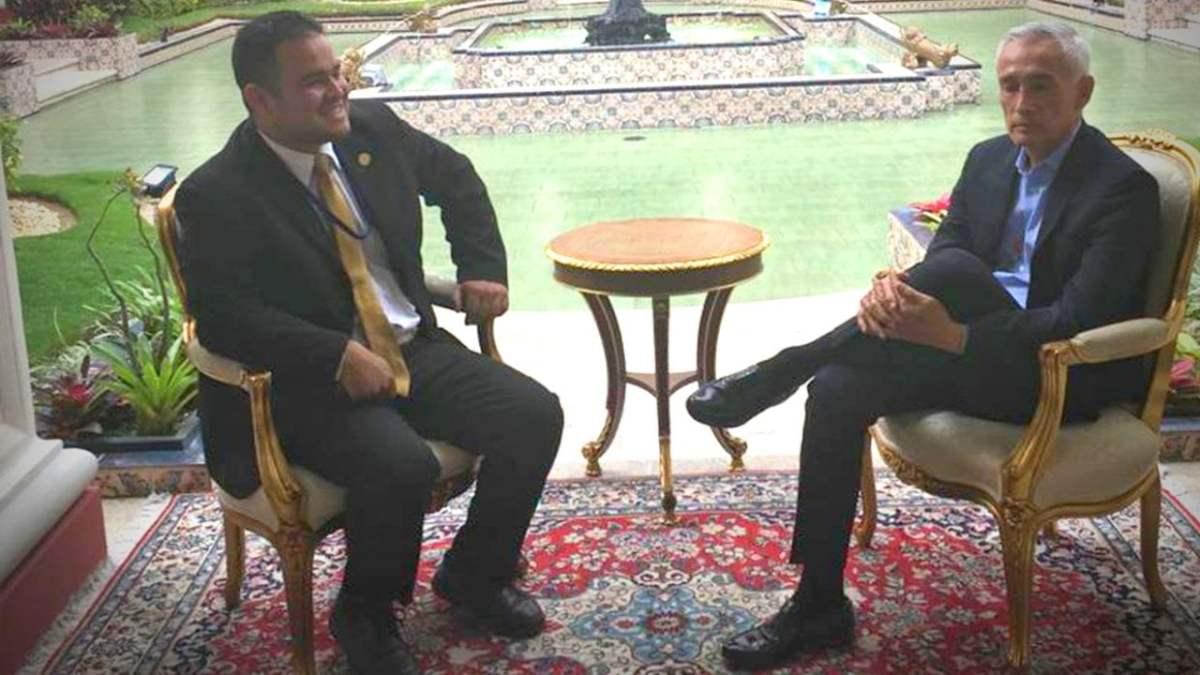 Nicolás Maduro confiscó entrevista y retuvo a periodista de Univisión