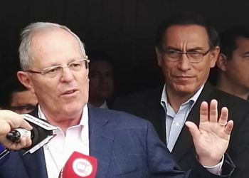 Martín Vizcarra y PPK