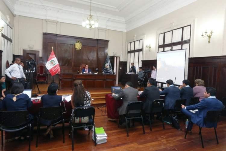 """Cuatro jueces del Callao orden de detención por """"Cuellos Blancos"""""""