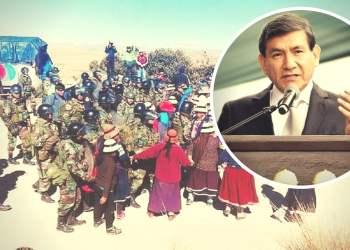 Mininter diferenció entre comuneros de Fuerabamba y los Chávez Sotelo