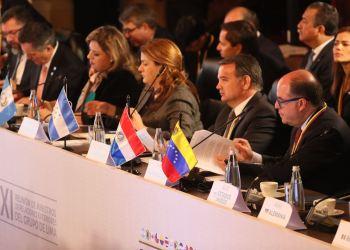 Grupo de Lima preocupado por arribo de naves rusas a Venezuela