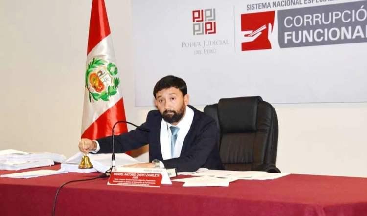 Renunció juez que vio casos 'Cuellos Blancos del Puerto' y Odebrecht