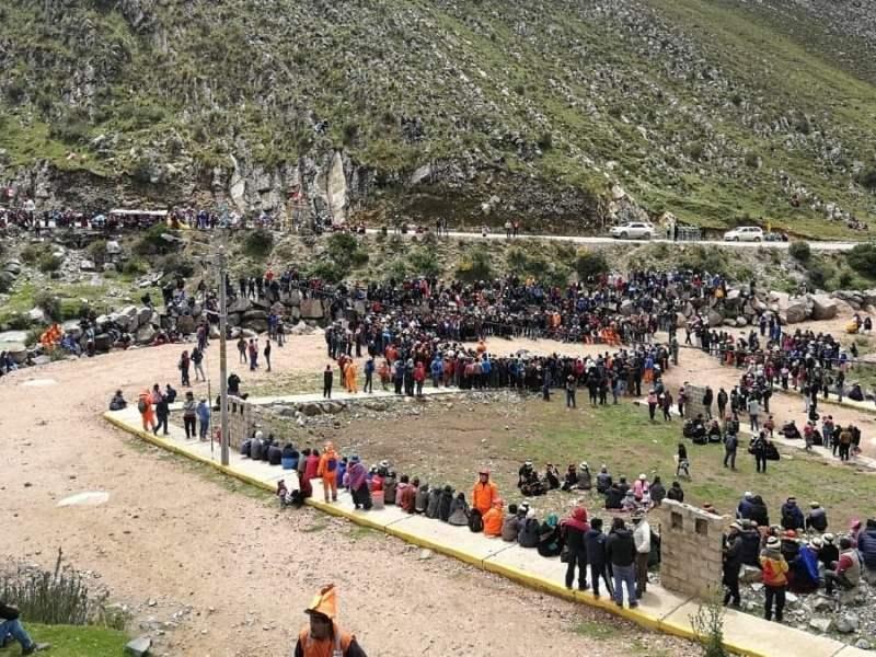 Las Bambas: Distrito de Challhuahuacho es declarado en emergencia
