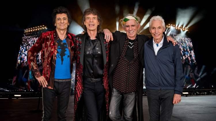 "Rolling Stones cancelan gira ""No Filter Tour"" por salud de Mick Jagger"