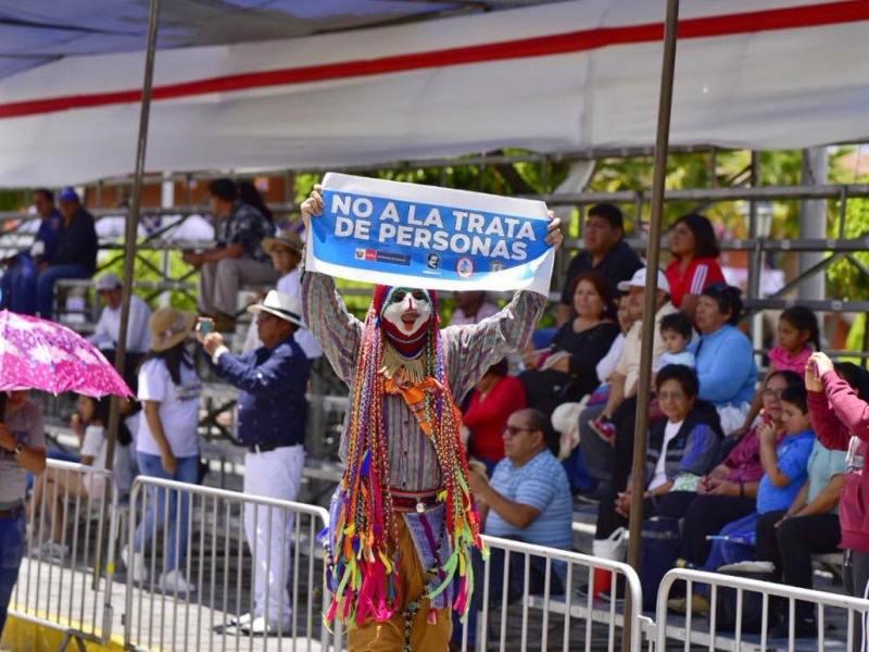 Mininter realizará caravana contra trata de personas en frontera con Ecuador