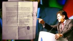 Alan García escribió más de una carta de despedida hace 3 meses