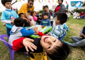 Día del Niño Peruano 14 de abril