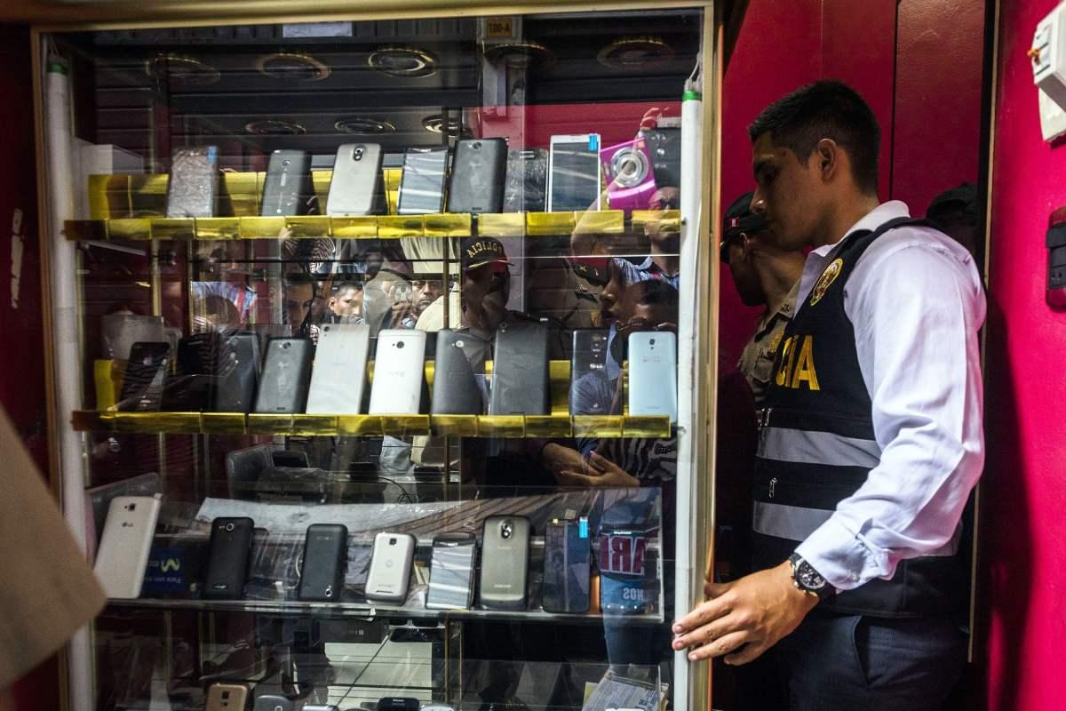 Guía para reportar y bloquear un celular robado o perdido