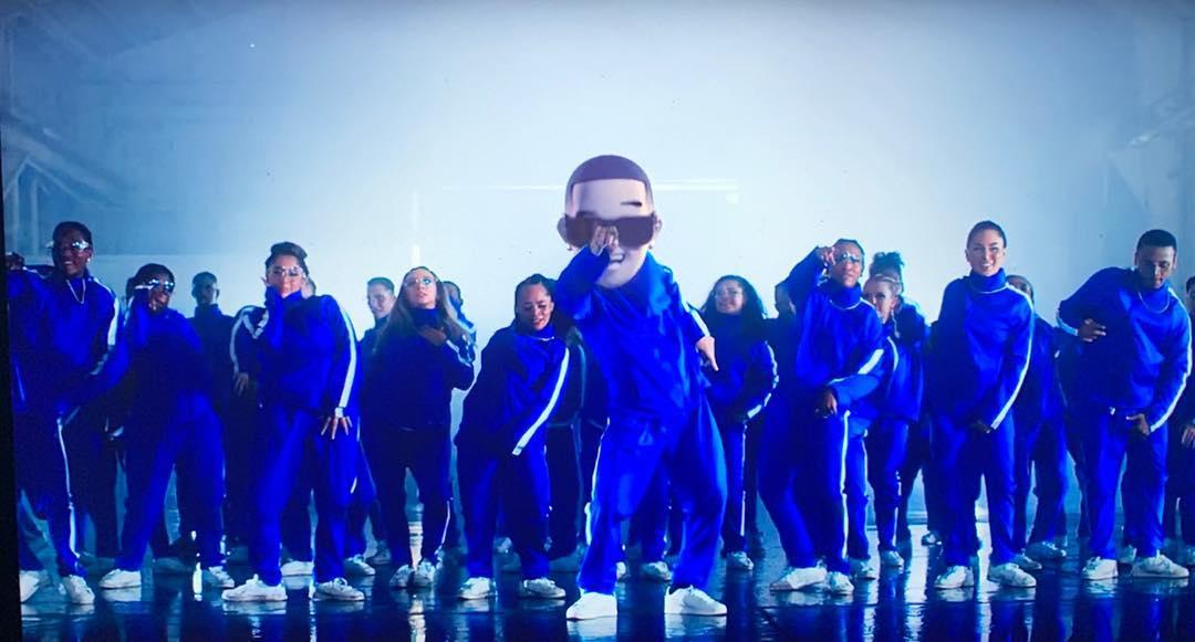 "Daddy Yankee: 'Chapkis Dance' el grupo de baile trás el éxito de ""Con Calma"""
