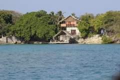 Isla Rosario Cartagena Colombia