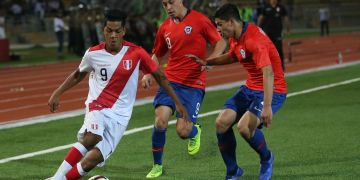 Perú pierde 2-3 ante Chile en hexagonal de Sudamericano Sub 17