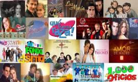 Estas son las series y novelas nacionales más recordadas de los 90 y 2000